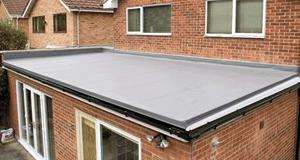 green energy electrical flat roof