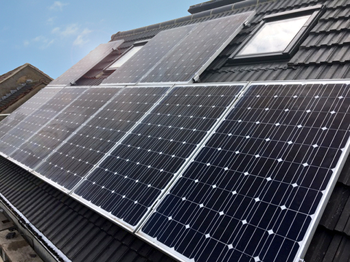 Solar panels, lof conversion, renovation, solar, Essex