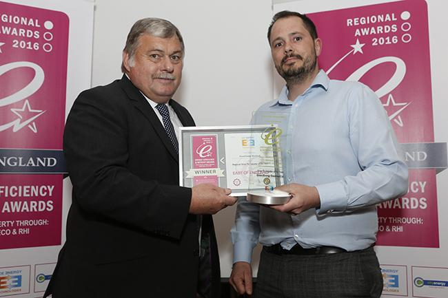 green energy electrical solar panel installer award