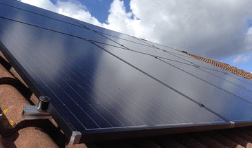 green energy electrical solar panels residential